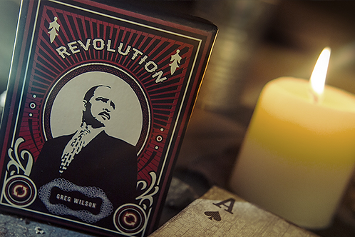 Revolution (Gimmick and Online Instructions) by Greg Wilson
