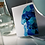 Thumbnail: Memento Mori Blue Playing Cards