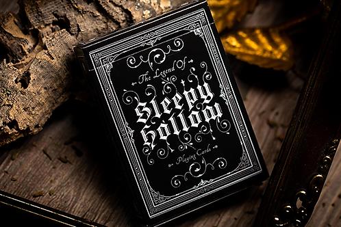Sleepy Hollow Playing Cards