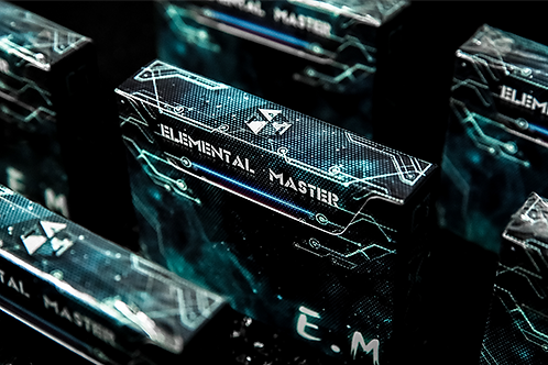 Elemental Master Green Edition Playing Cards