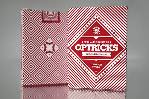 Mechanic Optricks (Red) Deck