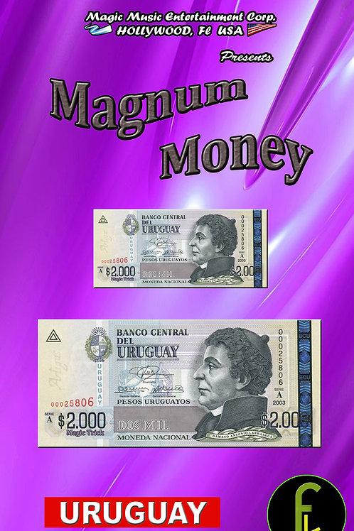 MAGNUM MONEY -URUGUAY