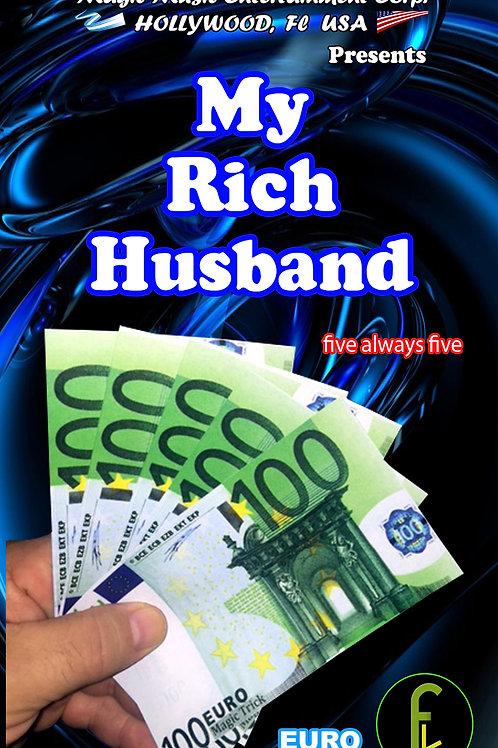 RICH HUSBAND - EURO
