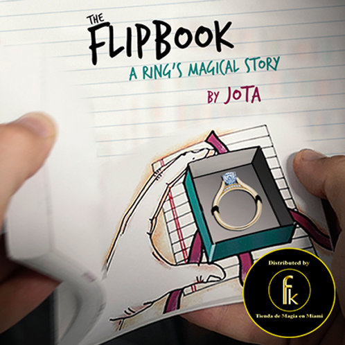 FLIP BOOK (Gimmick and Online Instructions)