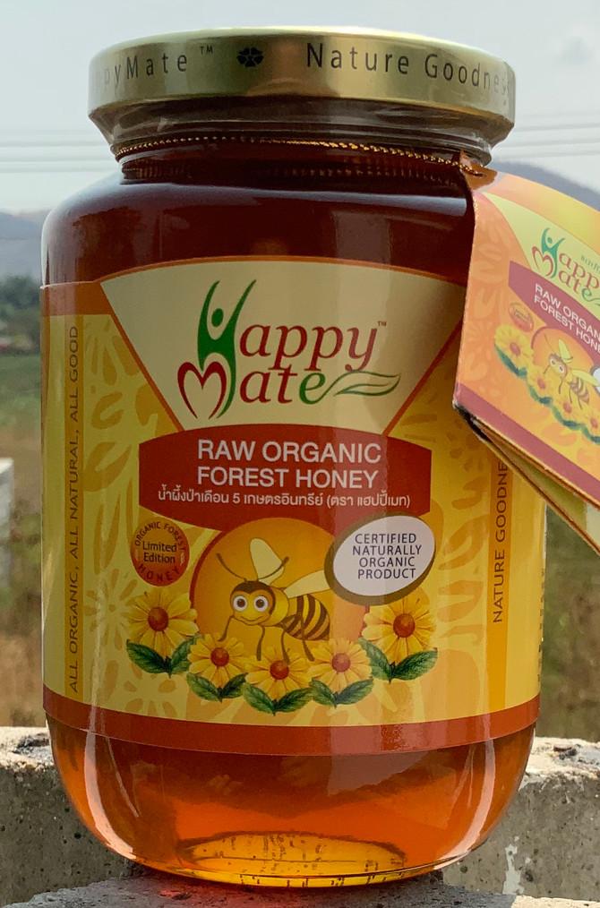 タイ産・天然野生生蜂蜜の販売