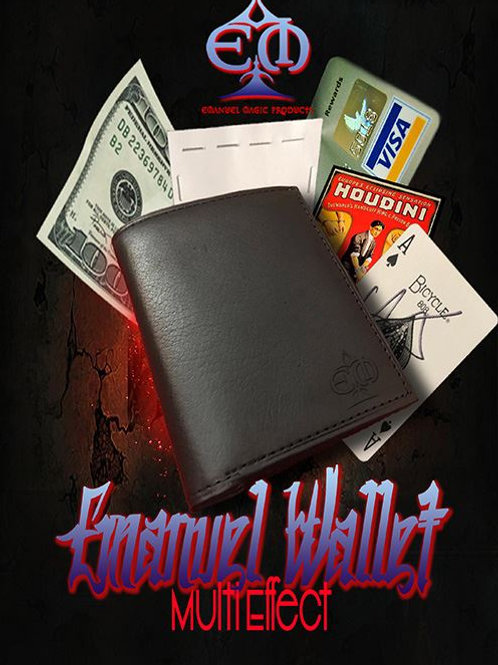 """EMANUEL WALLET """"MULTIEFECTO"""""""