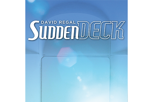 Sudden Deck 3.0 (Gimmick and Online Instructions)