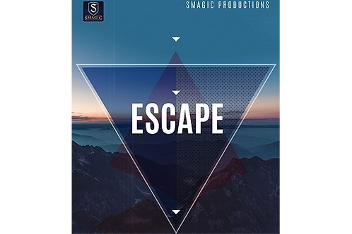 ESCAPE Blue (Gimmicks and Online Instructions)