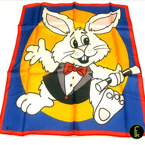 Silk 18 inch Rabbit from David Ginn and Magic