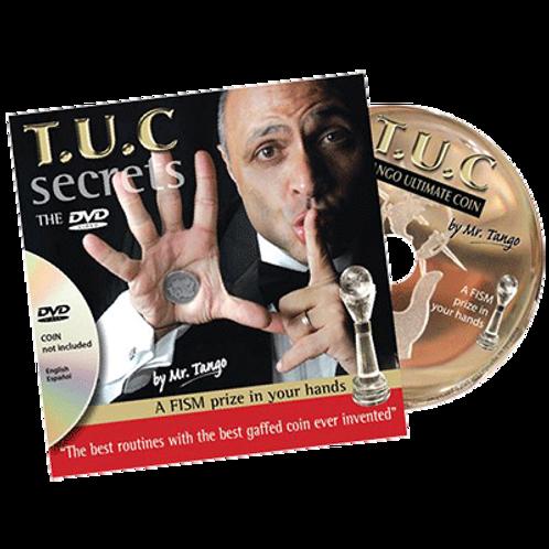 T.U.C. Secrets the DVD(V0013)