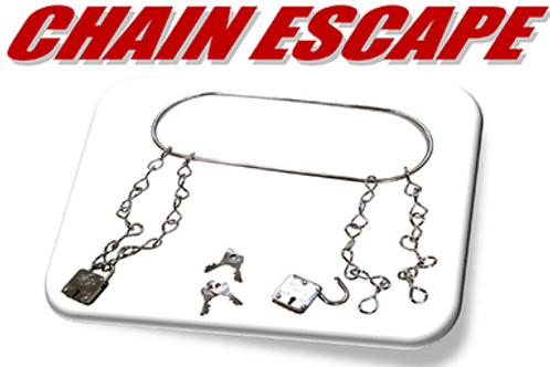 Chain Escape (with Stock & 2 Locks)