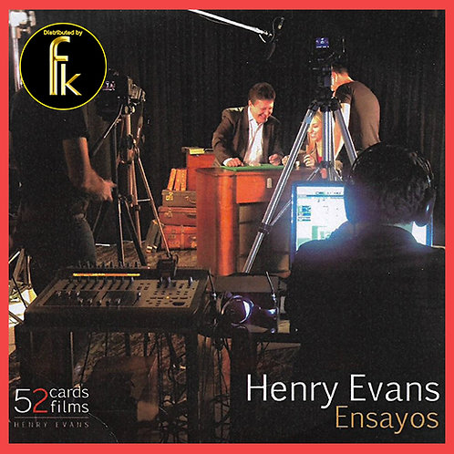 ENSAYOS by Enry Evans