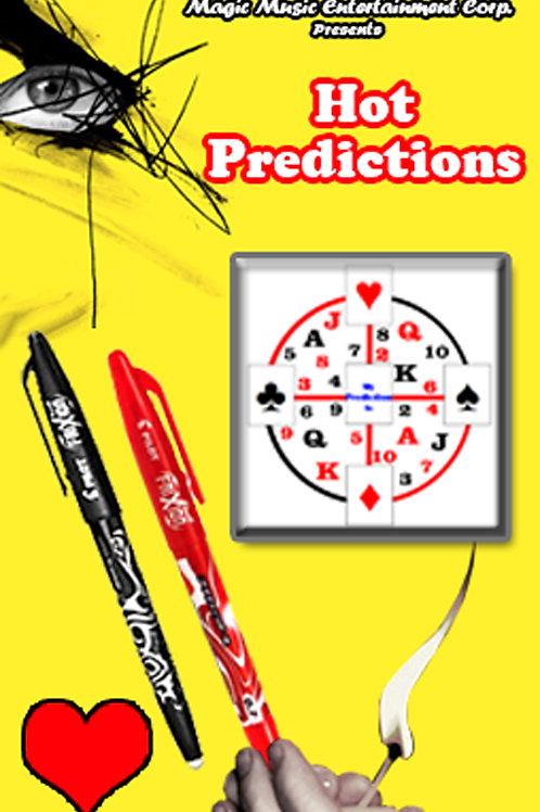 HOT PREDICTIONS