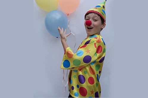 Costume Bag (Clown)