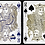 Thumbnail: Bicycle Mystique (Blue) Playing Cards