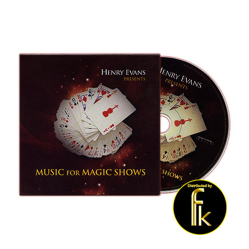 Music for Magic Shows by Henry Evans