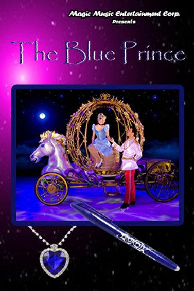 THE BLUE PRINCESS