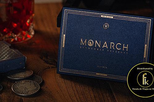 Skymember Presents Monarch (Quarter)