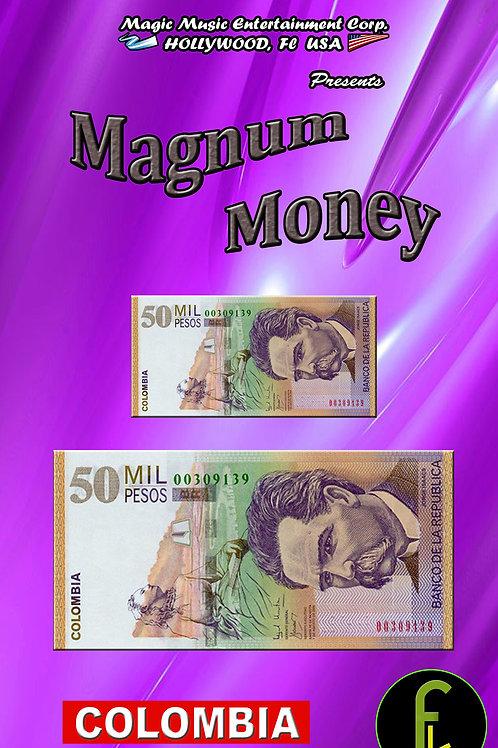 MAGNUM MONEY - COLOMBIA