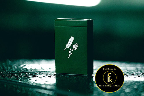 Green Remedies Playing Cards