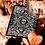Thumbnail: Disparos Black Playing Cards