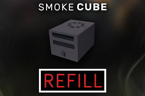 REFILL for SMOKE CUBE