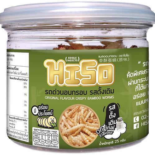 タケムシ 醤油味 25g