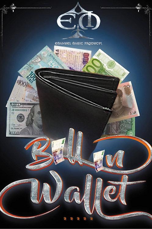 BILL IN WALLET