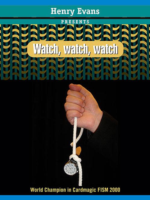 WATCH - WATCH - WATCH