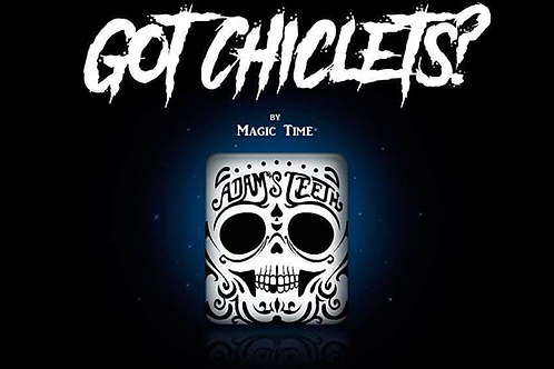 Got Chiclets? (Gimmick and Online Instructions)