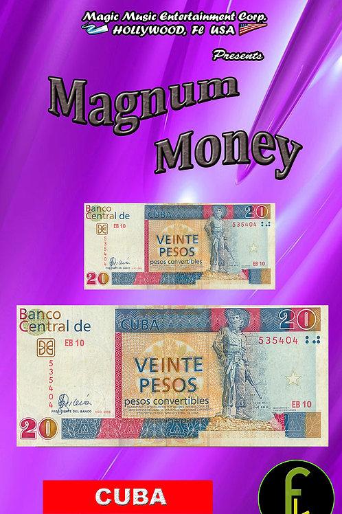 MAGNUM MONEY - CUBA