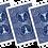 Thumbnail: Bicycle Playing Cards 809 Mandolin Blue