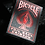 Thumbnail: Bicycle Foil Back Crimson (Red)