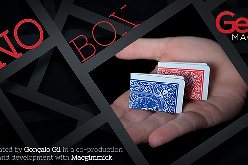 NO BOX by Gonçalo Gil and Mac Gimmick