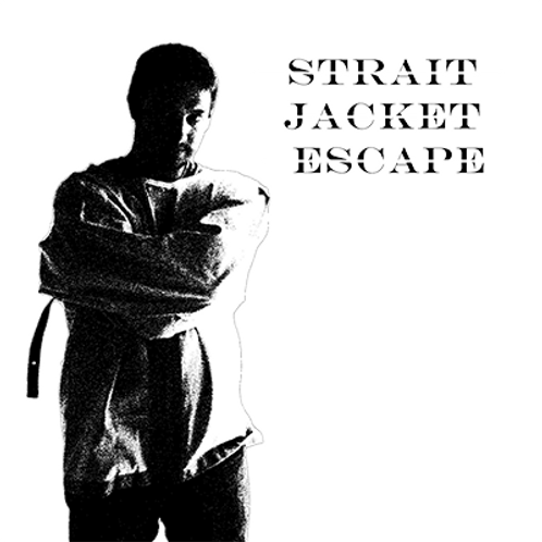 Escape Artist's Straight Jacket (xxl)