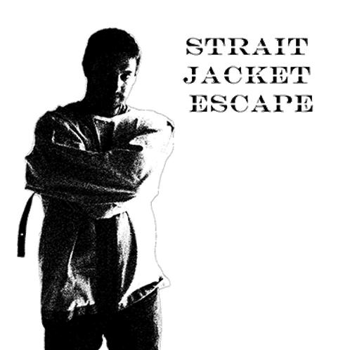 Escape Artist's Straight Jacket (xl)