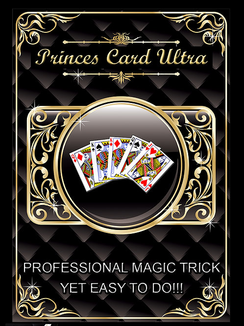 PRINCESS CARD ULTRA