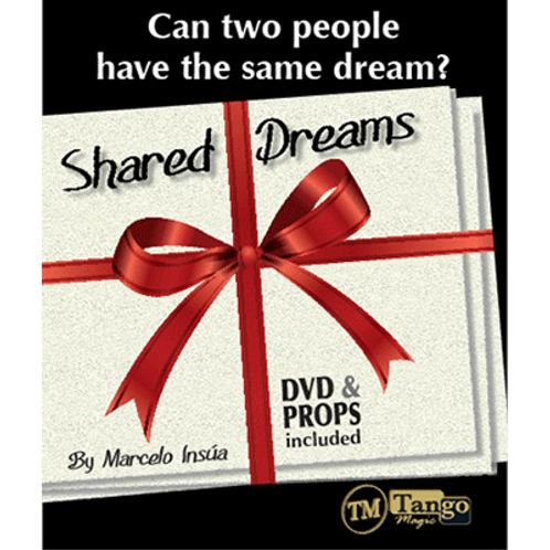 Shared dreams (DVD and Props included) B2