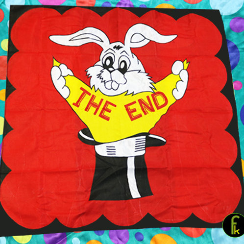 Bag to 'The End' Silk