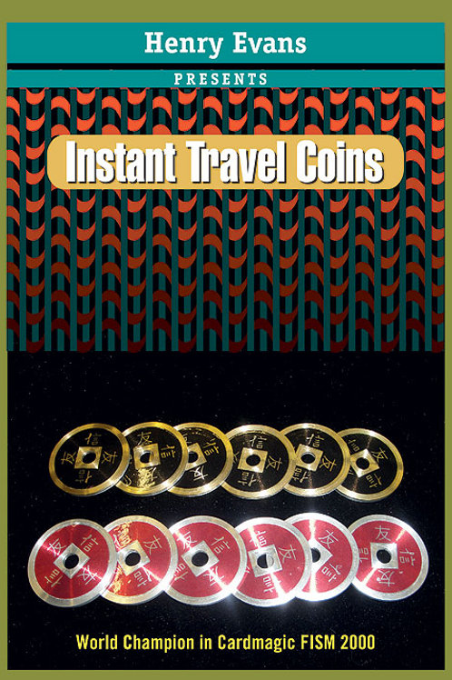 INSTANT TRAVEL COINS
