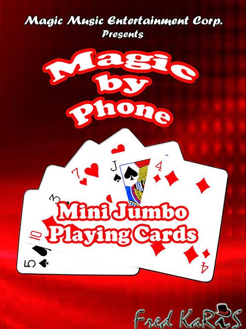 MINI JUMBO - MAGIC BY PHONE