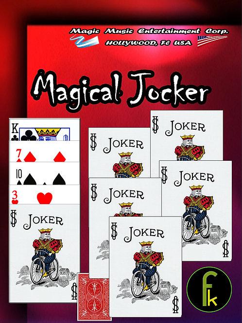 MAGICAL JOCKER - ROJO