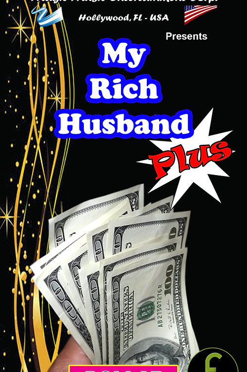 "MY RICH HUSBAND ""PLUS"" - DOLLAR"