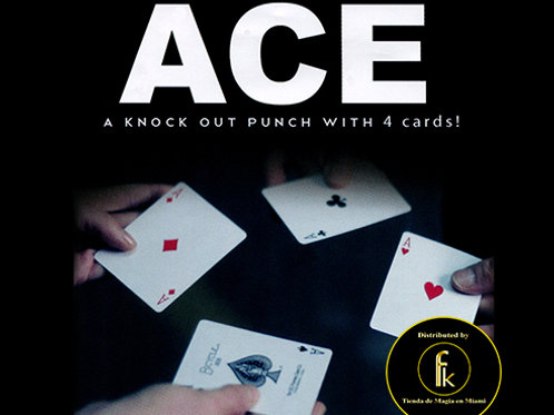 ACE (Cards and Online Instructions)
