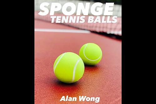 Sponge Tennis Balls (3 pk.)