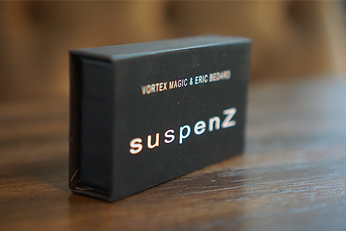Suspenz (Gimmicks and Online Instructions)