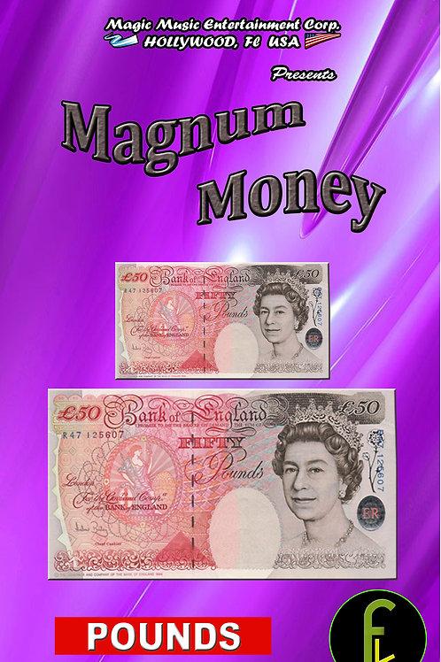 MAGNUM MONEY - LIBRA