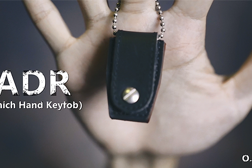 ADR Which Hand Keyfob (Gimmicks and Online Instructions)