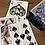 Thumbnail: RAVN IIII (Blue) Playing Cards Designed