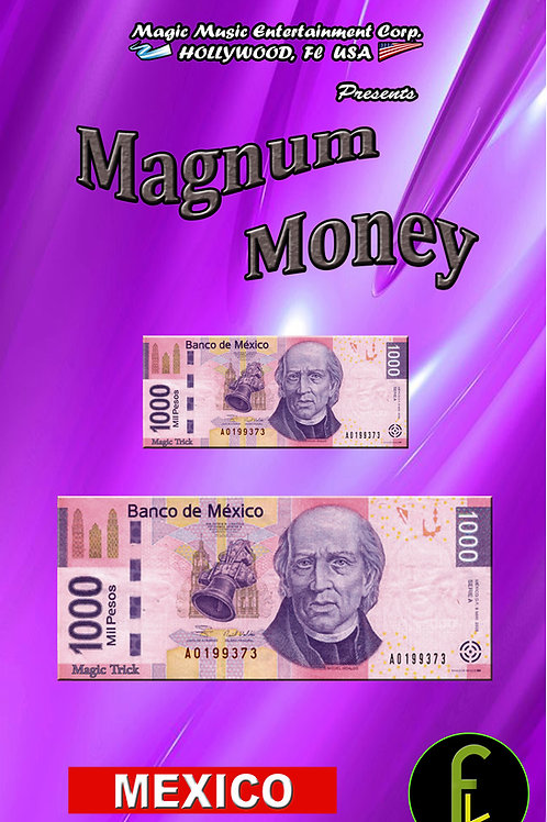 MAGNUM MONEY - MEXICO